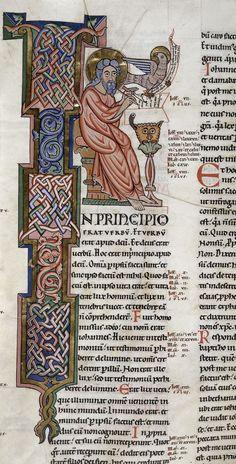 In principiv - manuscript