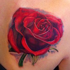 Tattoo by Fabz at The Black Mark Tattoo Studio