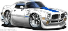 Home Decor Vinyl Wall Graphic Decal 1970 Pontiac Trans Am 455