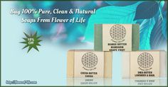 Have dry and sensitive skin? Treat your skin this ‪#‎winter‬ with pure and indulgent ‪#‎butter_soaps‬ from the house of Flower of life. http://www.snapdeal.com/product/flower-of-life-butter-soaps/750067552