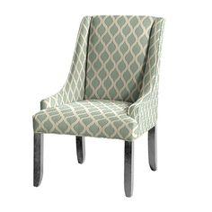Gramercy Upholstered Chair in Haviland Spa