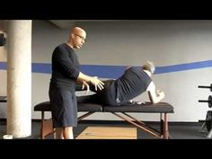 Modified Bridge for Glute and Hip Strength, exercise for runners
