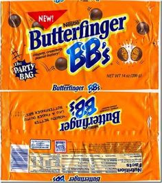 Butterfinger BB's- 90s kid those were good