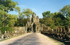 Angkor Thom, South Gate (