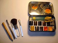 Paintbox -contents | In search of convenience here is a pain… | Flickr
