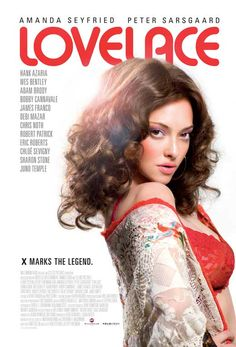 Lovelace (2013) I didn't think that Amanda would play in such a movie.