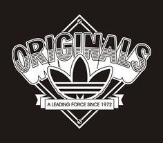 Adidas Original by linkinos.devianta … on - Pinim. B&w Wallpaper, Smile Wallpaper, Art It, Adidas Originals, The Originals, Marken Logo, Skate Wear, Sports Logo, Logo Design Inspiration