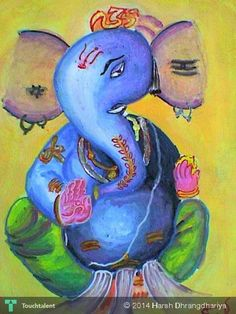 Ganesha By Me In 2009