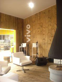 Estande VIVO para feira Expointer 2011. Esteio/Brasil. @Desigual Arquitetura…