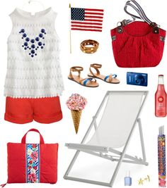 Fashion fireworks style with Vera Bradley