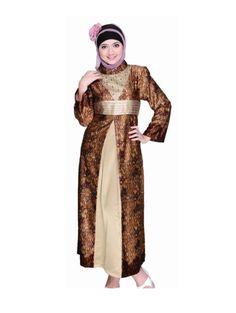 Gamis Terbaru Batik