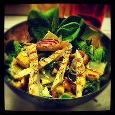 Caesar Salad con pollo