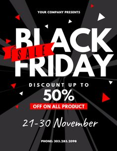 62 best black friday flyer templates images in 2018 flyer template