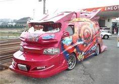 Gangster Van !