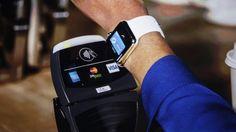 płatność zegarkiem poprzez terminal mobilny :)