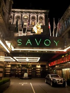 The Savoy Grill in London, Greater London