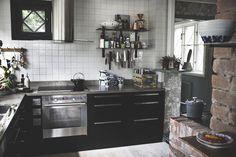 kök Double Vanity, Kitchen Cabinets, Bathroom, Inspiration, Home Decor, Washroom, Biblical Inspiration, Bath Room, Double Sink Vanity