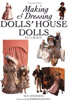 112 scale character figures for the dolls house 2001 miniatures find this pin and more on dollhouse and miniature books and magazines making solutioingenieria Image collections