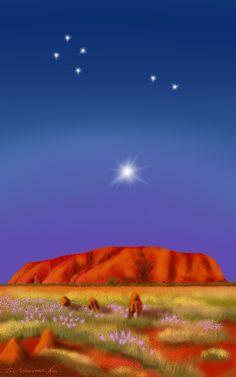 By Australian Artist Jenine Schrader AKA Nini