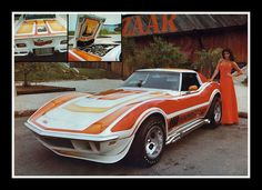 """""""Sun Kissed"""" Show Car, 1977 by Cosmo Lutz, via Flickr"""