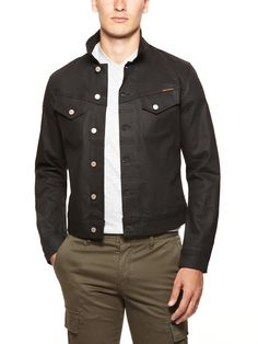 Denim Jacket by Nudie Jeans Co. at Gilt