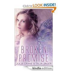 Amazon.com: Broken Promise (Between Worlds #2) eBook: Julia Crane, Talia Jager: Kindle Store