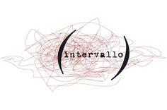 Logotipo dell'evento FuoriSalone INTERVALLO Graphic Design, Decor, Art, Logo, Art Background, Decoration, Kunst, Performing Arts, Decorating