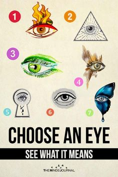 The Eyes are the mirror of the Soul and is probably true. Choose an Eye Quiz: The Eye You Choose Has Something Special To Say About You Spiritual Test, Spiritual Psychology, Psychology Facts, Psychology Questions, True Colors Personality, Fun Personality Quizzes, Personality Types, Intelligence Quizzes, Fun Test