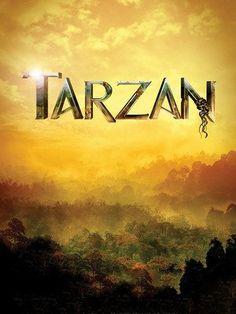 The Legend of Tarzan Movie Poster
