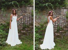 Adeline Bauwin | Robe de mariée: Arum | Crédits: Studio Ohlala | Donne-moi ta main - Blog mariage