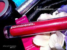 Pürminerals Cosmetics pretty gloss!