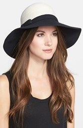 Nordstrom 'fancy meeting you' sun hat