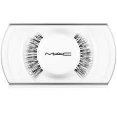 Mac 36 Lash (23 CAD) ❤ liked on Polyvore featuring beauty products, makeup, eye makeup, false eyelashes, beauty, eyes, filler and mac cosmetics