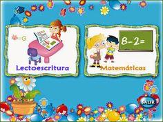 JUEGOS EDUCATIVOS PARA NIÑOS DE 3 A 5 AÑOS: JUEGOS EDUCATIVOS INTERACTIVOS PARA NIÑOS DE 5 AÑO...