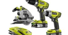 Home Depot: 35% Off Select Power Tool Combos & Kits + Free Shipping