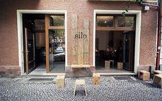 Silo, Berlin.