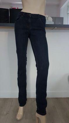 945c086f6059 Très joli pantalon jean camaïeu taille 38 98 % coton 1 % élasthanne Venez  voir tous