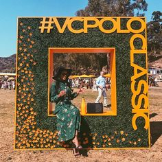 Veuve Clicquot Polo Classic Los Angeles Corporate Event Design, Event Branding, Stand Design, Booth Design, Party Photo Frame, Veuve Cliquot, Photo Booth Backdrop, Backdrop Event, Photo Zone