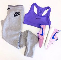 Ma tenue de sport idéale .. ❤️