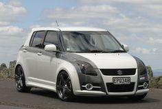 Suzuki Swift Sport WR1 Supercharged