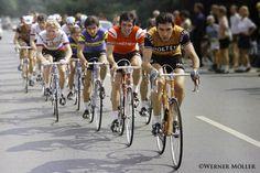 Union Preis 1972 Merckx, DeVlaeminck, Muddemann, Kunde, Pintens. Photos by Werner Möller
