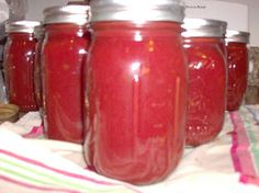 Mother's Kitchen: Can Jam Aliums: Barbecue Sauce