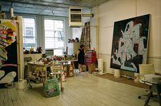 Artist Interview: Joanne Greenbaum | 13 Ways of Looking at ...