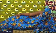 Grace Ndiritu and Poetics of the Cloth African Textiles