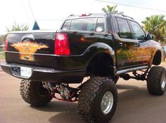 lifted sport trac 2001 ford explorer sport trac kualapuu hi owned - Ford Explorer Sport 2001 Lifted