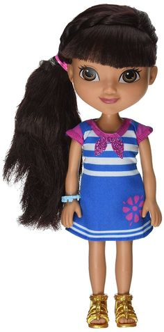 Dora & Friends Doll - Summer Adventure Dora in Toys & Games, TV & Film Character Toys, TV Characters, Dora the Explorer | eBay