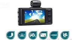 PilotCam GS3000 Araç İçi Kamerası