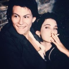 Christian Slater and Winona Ryder
