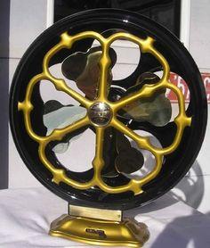 antique fans