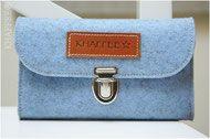 Geldbeutel ohne Plastik, in Deutschland hergestellt. KHAFFEE® Plastikfreie Taschen und Geldbeutel. www.khaffee.de